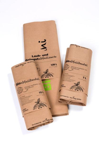 Bioabfallbeutel Compostella