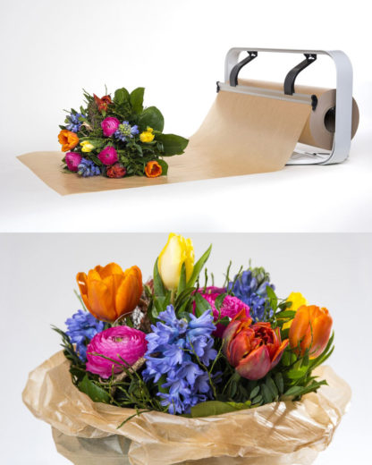 compostable floristry paper from Compostella