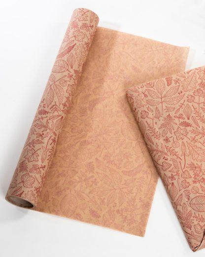 kompostierbares Geschenkpapier Compostella