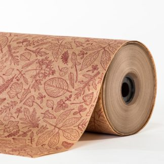 Compostable Wrapping paper from Compostella