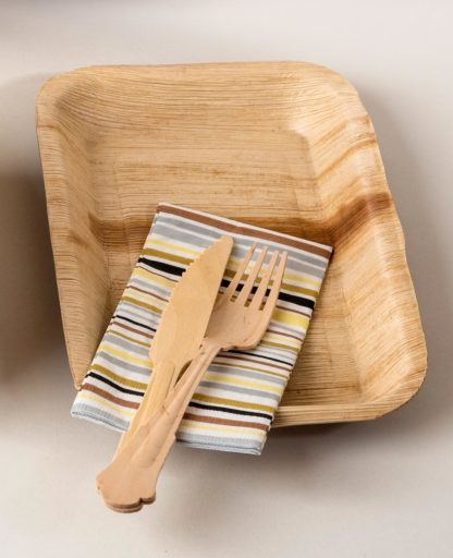 Wooden cutlery from Compostella