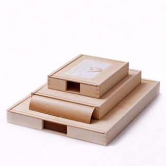 Holzbox Compostella