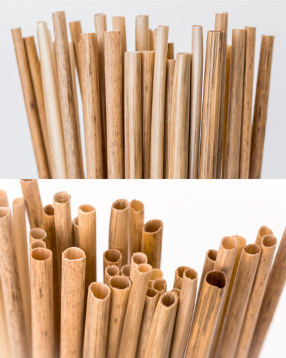 Detail Natural Straws from Compostella