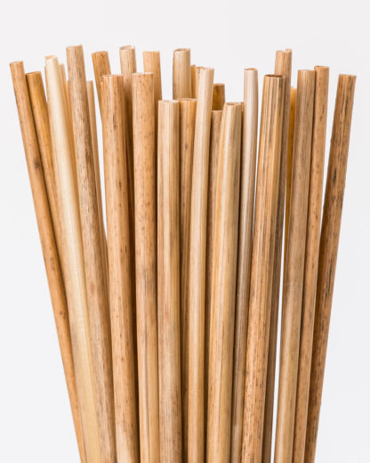 Natural straws from Compostella