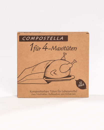 Compostella 1 for 4 maxi bags