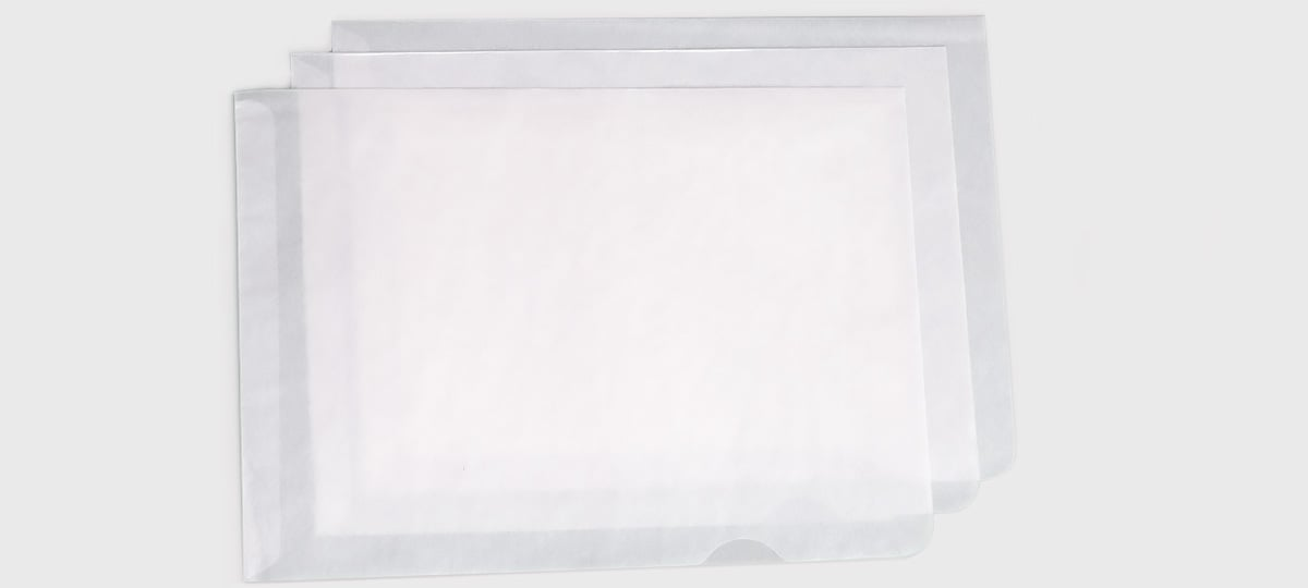 Klarsichthüllen aus Papier