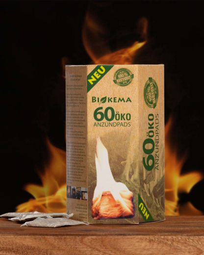 Biokema grill and fire lighter