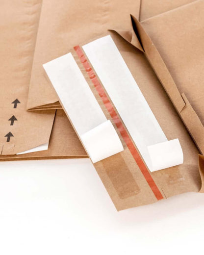 Compostable return bags