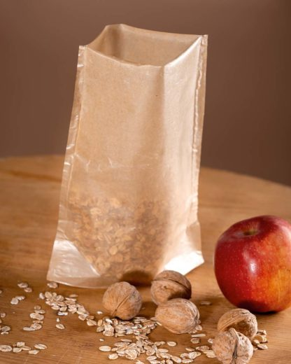 Compostella's stand-up pouches