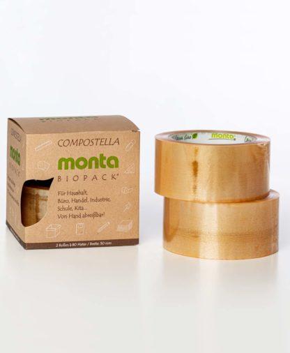 Monta Biopack Adhesive Tape, 5 cm